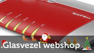 Kerstcadeau's in onze webshop