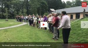 Alle kinken uit de kabel: glasvezelnetwerk Midden-Drenthe is een feit