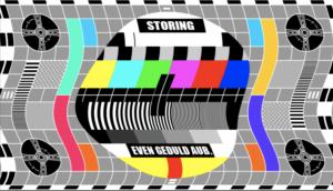 Storing televisiebeelden